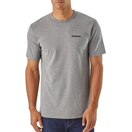 Patagonia Crew Neck Crew Neck Pullovers Short Sleeves Crew Neck T-Shirts 6
