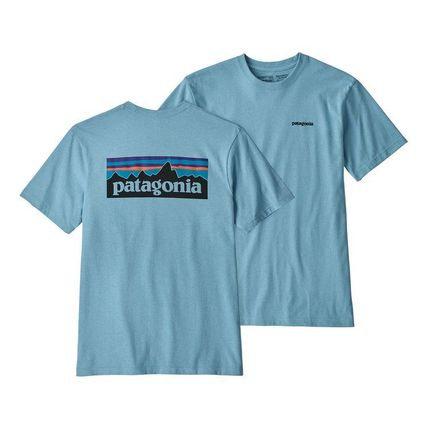 Patagonia Crew Neck Crew Neck Pullovers Short Sleeves Crew Neck T-Shirts 9