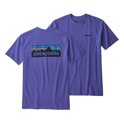 Patagonia Crew Neck Crew Neck Pullovers Short Sleeves Crew Neck T-Shirts 13