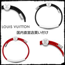 Louis Vuitton Unisex Street Style Anklets