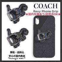 Coach Other Animal Patterns Smart Phone Cases