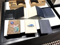 Coach Leather Wallets & Small Goods