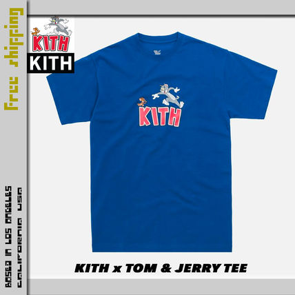 KITH NYC More T-Shirts Street Style Collaboration Short Sleeves T-Shirts 2