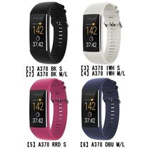 Polar Casual Style Unisex Silicon Square Digital Watches