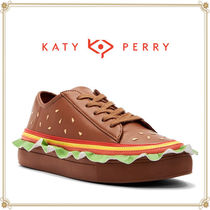 Katy Perry Casual Style Low-Top Sneakers
