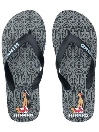 Tropical Patterns Tribal Sandals