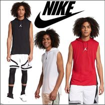 Nike Sleeveless Street Style Vests & Gillets