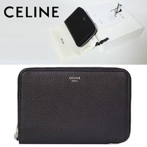 CELINE Zipped Folding Wallets