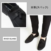 River Island Loafers Tassel Plain Loafers & Slip-ons