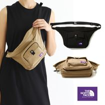 THE NORTH FACE Casual Style Nylon Plain Shoulder Bags