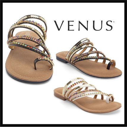 Open Toe Casual Style Sandals
