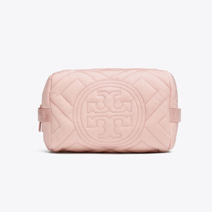 37cdb97727 ... Tory Burch Pouches & Cosmetic Bags Other Check Patterns Nylon Pouches &  Cosmetic ...