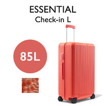 RIMOWA ESSENTIAL Over 7 Days Hard Type TSA Lock Luggage & Travel Bags
