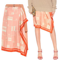 Dries Van Noten Silk Shorts