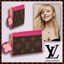 Louis Vuitton MONOGRAM Monogram Canvas Card Holders