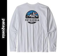 Patagonia Crew Neck Long Sleeves Long Sleeve T-Shirts