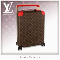 Louis Vuitton MONOGRAM Unisex Blended Fabrics Hard Type TSA Lock Carry-on