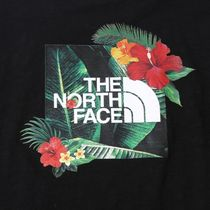 THE NORTH FACE More T-Shirts Unisex Street Style Short Sleeves Outdoor T-Shirts 4