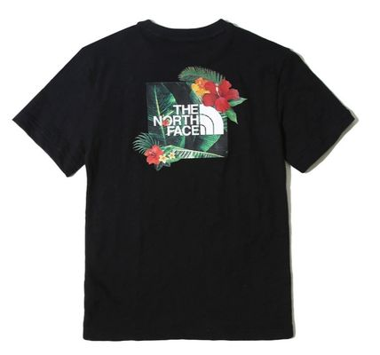 THE NORTH FACE More T-Shirts Unisex Street Style Short Sleeves T-Shirts 6