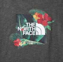 THE NORTH FACE More T-Shirts Unisex Street Style Short Sleeves Outdoor T-Shirts 7