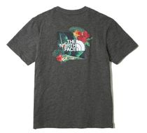 THE NORTH FACE More T-Shirts Unisex Street Style Short Sleeves Outdoor T-Shirts 9