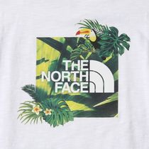 THE NORTH FACE More T-Shirts Unisex Street Style Short Sleeves Outdoor T-Shirts 10