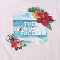 THE NORTH FACE More T-Shirts Unisex Street Style Short Sleeves Outdoor T-Shirts 13