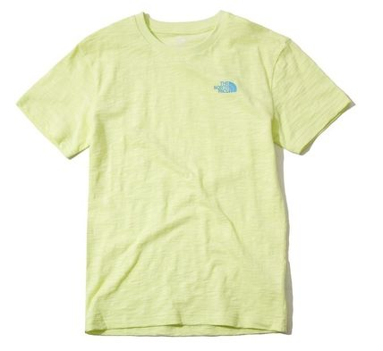 THE NORTH FACE More T-Shirts Unisex Street Style Short Sleeves T-Shirts 17