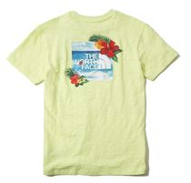 THE NORTH FACE More T-Shirts Unisex Street Style Short Sleeves Outdoor T-Shirts 18