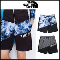 THE NORTH FACE Tropical Patterns Street Style Beachwear