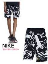 Nike Printed Pants Star Cotton Shorts