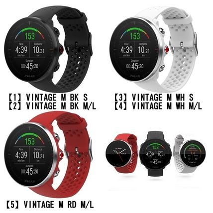 Casual Style Unisex Round Digital Watches