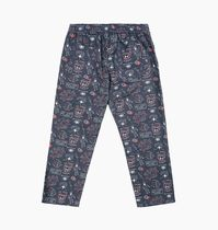 TCSS Printed Pants Unisex Street Style Cotton Patterned Pants