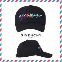 GIVENCHY Street Style Caps