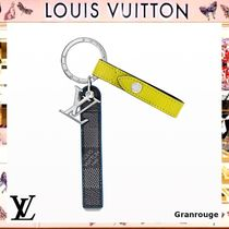 Louis Vuitton EPI Other Check Patterns Unisex Leather Accessories