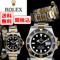 ROLEX Street Style Mechanical Watch Analog Watches