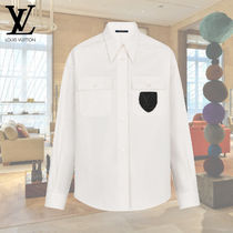 Louis Vuitton Casual Style Long Sleeves Cotton Shirts & Blouses