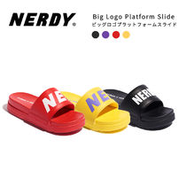 NERDY Street Style Sport Sandals PVC Clothing Sports Sandals