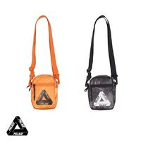 Palace Skateboards Street Style 2WAY Plain Messenger & Shoulder Bags