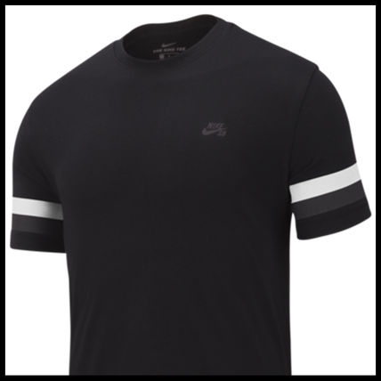 Nike More T-Shirts Street Style Cotton Short Sleeves T-Shirts 3