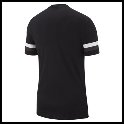 Nike More T-Shirts Street Style Cotton Short Sleeves T-Shirts 4