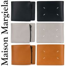 Maison Martin Margiela Plain Fringes Folding Wallets