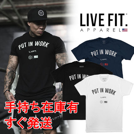 Live Fit Activewear Tops