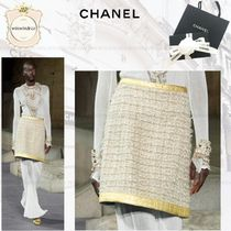 CHANEL Tweed Skirts