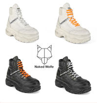 Naked Wolfe Plain Sneakers