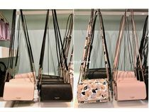 kate spade new york Saffiano 3WAY Plain Shoulder Bags