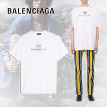 BALENCIAGA Short Sleeves T-Shirts