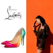 Christian Louboutin Pigalle Follies Pin Heels Pointed Toe Pumps & Mules