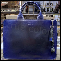 Berluti A4 2WAY Leather Business & Briefcases