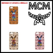 MCM Monogram Unisex Smart Phone Cases